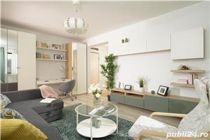 Apartament 2 camere cu gradina 69 mp langa Padurea Baneasa, zona cu cel mai curat aer din Bucuresti. - imagine 3