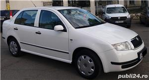 Skoda Fabia Sedan confort 1,4 MPI - imagine 3