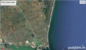 Teren 6,67Ha Corbu-Vadu Marea Neagra  - imagine 2
