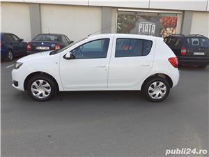 Dacia Logan =SANDERO  LAUREATE = 32.000 KM reali  - imagine 10