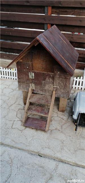 Căsuță iepuraș  - imagine 1