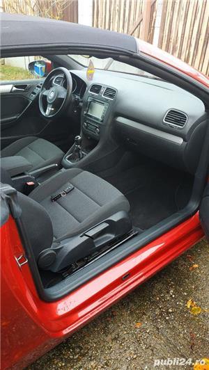 Vw Golf 6 cabriolet - imagine 2