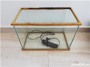 Vand acvariu 31 litri  - imagine 3