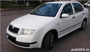 Skoda Fabia Sedan confort 1,4 MPI - imagine 1
