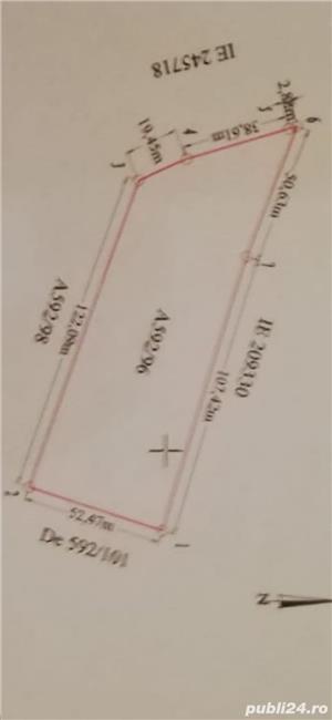 Aurel Vlaicu teren intravilan  - imagine 1