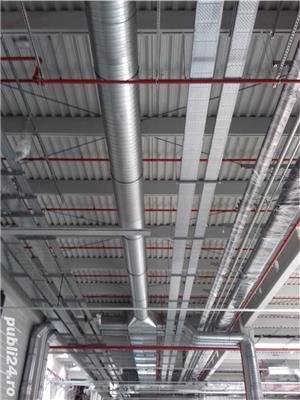 Angajam muncitori calificați și necalificați în domeniul instalațiilor de ventilatii (clima) - imagine 1