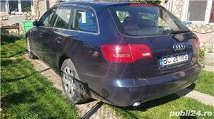 Audi A6 C6 2006 Break 2.0TDI 140CP EURO 4 - imagine 3