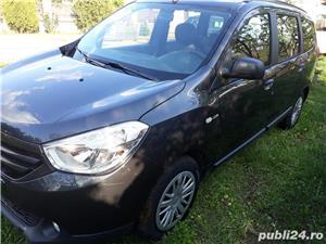 Dacia LODGY 7 locuri 46366  km TVA deductibil  - imagine 8