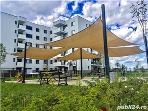 Apartament 2 camere cu gradina 69 mp langa Padurea Baneasa, zona cu cel mai curat aer din Bucuresti. - imagine 8