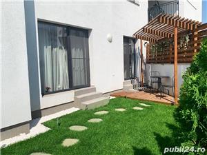 Apartament 2 camere cu gradina 69 mp langa Padurea Baneasa, zona cu cel mai curat aer din Bucuresti. - imagine 1