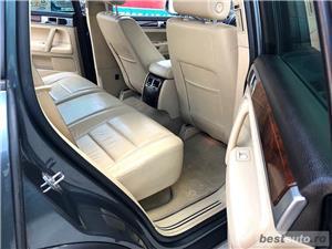 VW TOAREG 2,5 TDI - AUTOMAT - PE ARCURI - LIVRARE GRATIS -RATE FIXE - GARANTIE 3 LUNI - BUY BACK - imagine 7