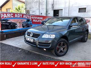 VW TOAREG 2,5 TDI - AUTOMAT - PE ARCURI - LIVRARE GRATIS -RATE FIXE - GARANTIE 3 LUNI - BUY BACK - imagine 1