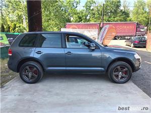 VW TOAREG 2,5 TDI - AUTOMAT - PE ARCURI - LIVRARE GRATIS -RATE FIXE - GARANTIE 3 LUNI - BUY BACK - imagine 9