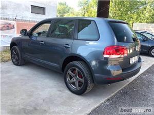 VW TOAREG 2,5 TDI - AUTOMAT - PE ARCURI - LIVRARE GRATIS -RATE FIXE - GARANTIE 3 LUNI - BUY BACK - imagine 10