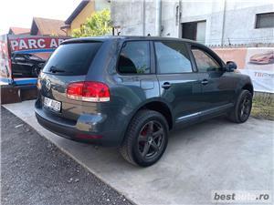 VW TOAREG 2,5 TDI - AUTOMAT - PE ARCURI - LIVRARE GRATIS -RATE FIXE - GARANTIE 3 LUNI - BUY BACK - imagine 5