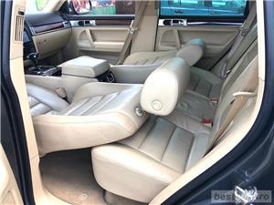 VW TOAREG 2,5 TDI - AUTOMAT - PE ARCURI - LIVRARE GRATIS -RATE FIXE - GARANTIE 3 LUNI - BUY BACK - imagine 17
