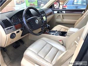 VW TOAREG 2,5 TDI - AUTOMAT - PE ARCURI - LIVRARE GRATIS -RATE FIXE - GARANTIE 3 LUNI - BUY BACK - imagine 12