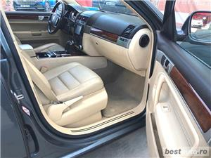 VW TOAREG 2,5 TDI - AUTOMAT - PE ARCURI - LIVRARE GRATIS -RATE FIXE - GARANTIE 3 LUNI - BUY BACK - imagine 13