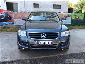 VW TOAREG 2,5 TDI - AUTOMAT - PE ARCURI - LIVRARE GRATIS -RATE FIXE - GARANTIE 3 LUNI - BUY BACK - imagine 2