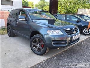 VW TOAREG 2,5 TDI - AUTOMAT - PE ARCURI - LIVRARE GRATIS -RATE FIXE - GARANTIE 3 LUNI - BUY BACK - imagine 3