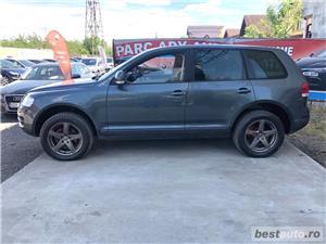 VW TOAREG 2,5 TDI - AUTOMAT - PE ARCURI - LIVRARE GRATIS -RATE FIXE - GARANTIE 3 LUNI - BUY BACK - imagine 4