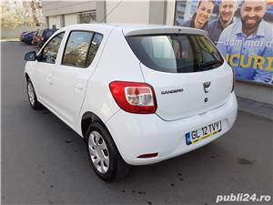 Dacia Logan =SANDERO  LAUREATE = 32.000 KM reali  - imagine 6