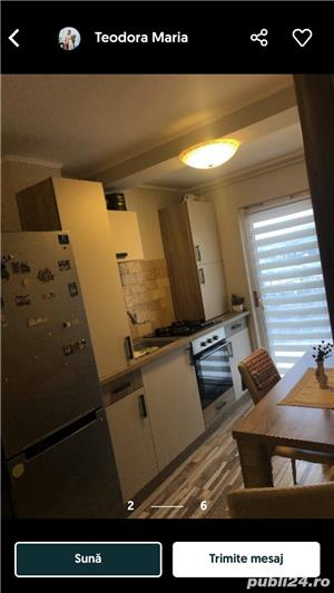 Vand apartament cu 2 camere , zona buna, linistita, finisaje moderne  - imagine 3