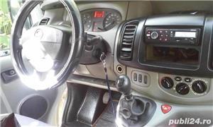 Nissan Primastar Vivaro Trafic - imagine 5