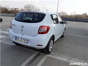 Dacia Logan =SANDERO  LAUREATE = 32.000 KM reali  - imagine 8