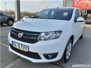 Dacia Logan =SANDERO  LAUREATE = 32.000 KM reali  - imagine 9