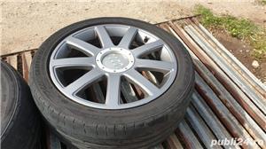 Jante 5x100 R17 Audi Brilliant TT A3 8l s-line VW Golf 4 Seat Leon Toledo Skoda anvelope 225/45  - imagine 9