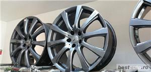 Jante 9.5x20 compatibile Mercedes ML/GL/GLE/GLS/GLK - imagine 1
