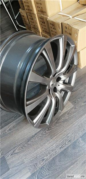 Jante 9.5x20 compatibile Mercedes ML/GL/GLE/GLS/GLK - imagine 5