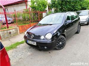 VW Polo 1.9TDI,101Cai,Climatronic Tempomat Inmatriculata!!! - imagine 2
