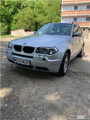 BMW X3 inscris recent - imagine 1