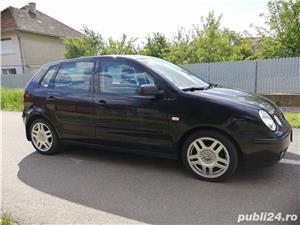 VW Polo 1.9TDI,101Cai,Climatronic Tempomat Inmatriculata!!! - imagine 3