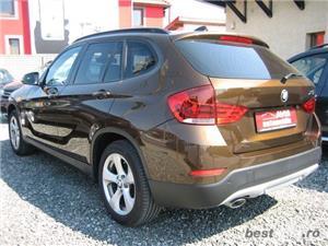BMW X1 2.0d DPF S-drive 163 CP 2015  BUSSINES  TVA DEDUCTIBIL - imagine 4