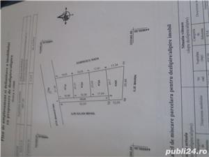 Teren intravilan Clocociov str. Manastirii Slatina - imagine 5
