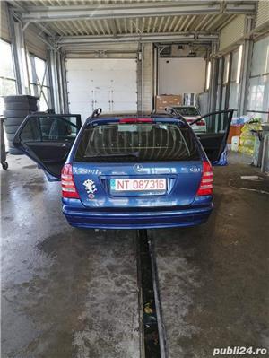 Mercedes-benz clasa c 220 CDI - imagine 7