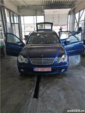 Mercedes-benz clasa c 220 CDI - imagine 3