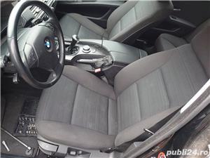 Interior textil BMW Seria 5 E60 facelift - imagine 4