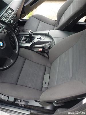 Interior textil BMW Seria 5 E60 facelift - imagine 6