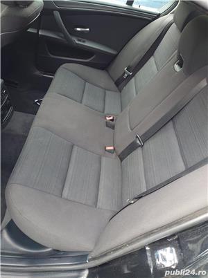 Interior textil BMW Seria 5 E60 facelift - imagine 3