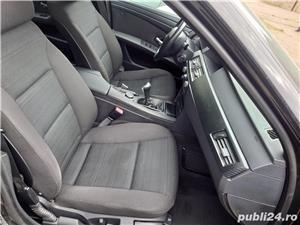 Interior textil BMW Seria 5 E60 facelift - imagine 2