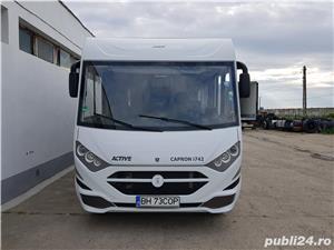 Autorulota camper autocaravana integrata Peugeot Boxer - imagine 2
