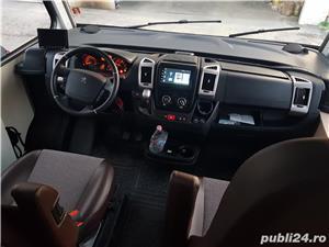 Autorulota camper autocaravana integrata Peugeot Boxer - imagine 4