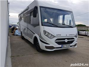 Autorulota camper autocaravana integrata Peugeot Boxer - imagine 6
