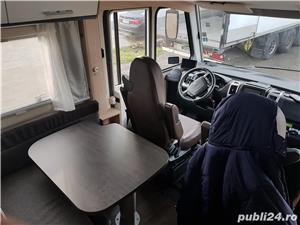 Autorulota camper autocaravana integrata Peugeot Boxer - imagine 7