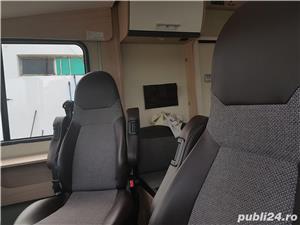 Autorulota camper autocaravana integrata Peugeot Boxer - imagine 8