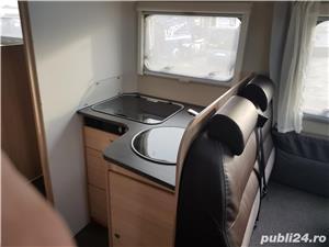 Autorulota camper autocaravana integrata Peugeot Boxer - imagine 9